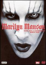 Marilyn Manson: Guns, God and Government World Tour -