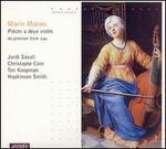Marin Marais: Pi?ces a deux violes du premier livre, 1686
