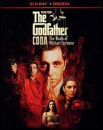 Mario Puzo's The Godfather, Coda: The Death of Michael Corleone [Includes Digital Copy] [Blu-ray] - Francis Ford Coppola