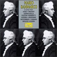 Mario Sammarco in Arias... - Armida Parsi-Pettinella (mezzo-soprano); Eduardo Garbin (tenor); Giuseppe Mario Sammarco (baritone); Irena Bohuss (soprano); John McCormack (tenor); Marcella Sembrich (soprano); Oreste Luppi (bass); Salvatore Cottone (piano)