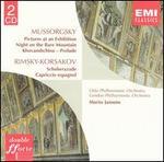 Mariss Jansons Conducts Mussorgsky & Rimsky-Korsakov