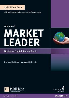 Market Leader 3rd Edition Extra Advanced Coursebook with DVD-ROM Pack - O'Keeffe, Margaret