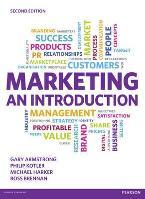 Marketing: An Introduction - Armstrong, Gary, and Kotler, Philip, and Harker, Michael
