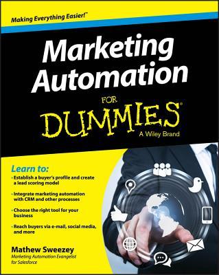 Marketing Automation for Dummies - Sweezey, Mathew