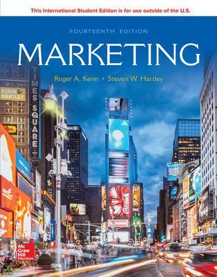 Marketing - Kerin, Roger A., and Hartley, Steven W.