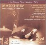 Markheim: Opera in One Act by Carlisle Floyd