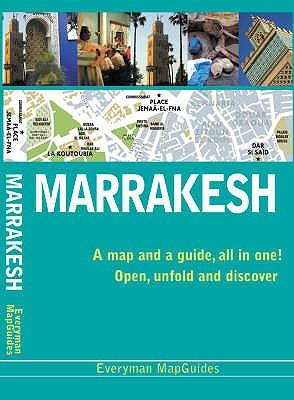 Marrakesh EveryMan MapGuide -