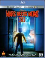 Mars Needs Moms [3D] [Blu-ray/DVD] [Includes Digital Copy] [4 Discs]