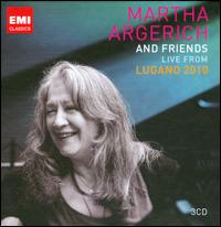 Martha Argerich and Friends: Live from Lugano 2010 - Alessandro Stella (piano); Alexander Gurning (piano); Alexander Mogilevsky (piano); Alissa Margulis (violin);...