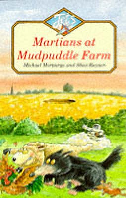 Martians at Mudpuddle Farm - Morpurgo, Michael