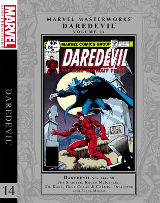 Marvel Masterworks: Daredevil Vol. 14 - Shooter, Jim (Text by), and McKenzie, Roger (Text by), and Conway, Gerry (Text by)