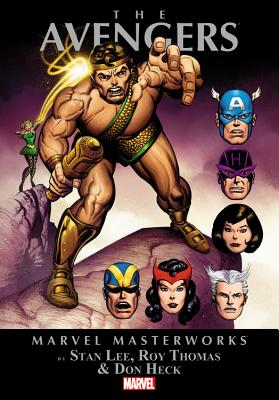 Marvel Masterworks: The Avengers, Volume 4 - Lee, Stan, and Thomas, Roy, and Heck, Don (Illustrator)