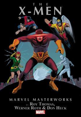 Marvel Masterworks The X-Men, Volume 4 - Thomas, Roy (Text by)