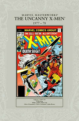 Marvel Masterworks: X-men 1977-78: Collecting X-Men Volume 2 #103-116 - Claremont, Chris, and Bryrne, John (Illustrator), and Cockrum, Dave (Illustrator)