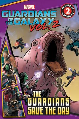Marvel's Guardians of the Galaxy Vol. 2: The Guardians Save the Day - Busse, R R, and Lim, Ronald, and Smith, Andy