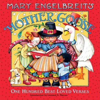 Mary Engelbreit's Mother Goose: One Hundred Best-Loved Verses -