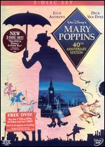 Mary Poppins [40th Anniversary Edition] [2 Discs] - Robert Stevenson
