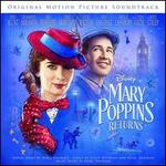 Mary Poppins Returns [Original Soundtrack] [Translucent Red Vinyl] [B&N Exclusive]