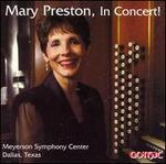 Mary Preston in Concert!