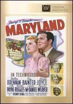 Maryland - Henry King