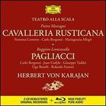 Mascagni: Cavalleria Rusticana; Leoncavallo: Pagliacci [2CD/Blu-Ray Audio]