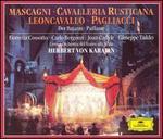 Mascagni: Cavalleria Rusticana; Leoncavallo: Pagliacci; Intermezzi