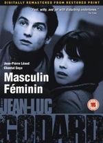 Masculin/Feminin - Jean-Luc Godard