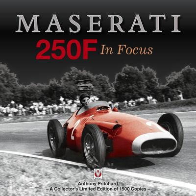 Maserati 250f in Focus - Pritchard, Anthony