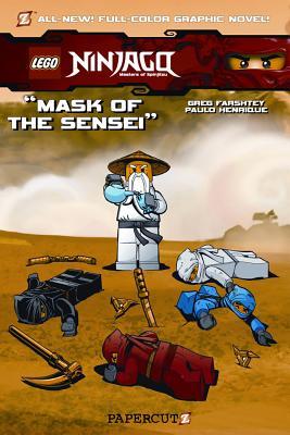 Mask of the Sensei - Farshtey, Greg