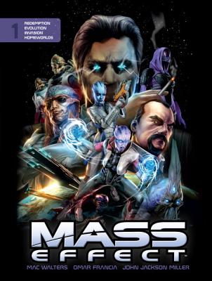 Mass Effect Library Edition Volume 1 - Walters, Mac, and Miller, John Jackson, and Barlow, Jeremy