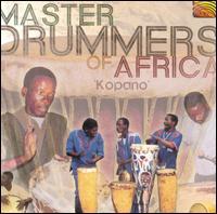 Master Drummers of Africa: Kopano - Various Artists
