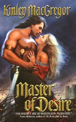 Master of Desire - MacGregor, Kinley