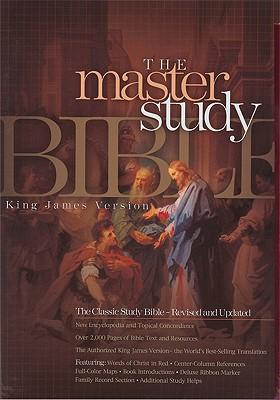 Master Study Bible-KJV - Broadman & Holman Publishers (Creator)