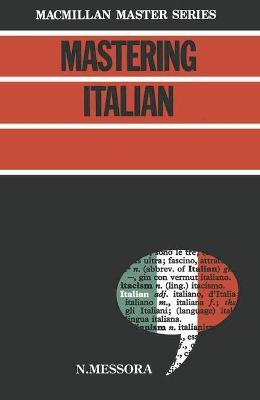 Mastering Italian - Messora, N.