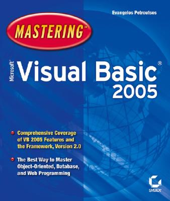 Mastering Microsoft Visual Basic - Petroutsos, Evangelos