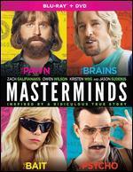 Masterminds [Blu-ray/DVD]