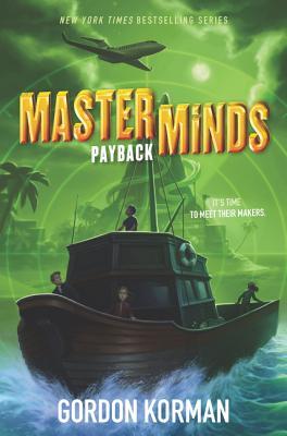 Masterminds: Payback - Korman, Gordon