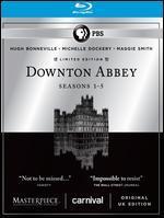Masterpiece: Downton Abbey: Seasons 1-5 [Limited Edition] [Blu-ray]