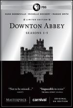 Masterpiece: Downton Abbey: Seasons 1-5 [Limited Edition]