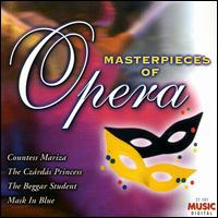 Masterpieces of Opera - Friedl Loor (vocals); Gerda Schreyer (vocals); Hans Strohbauer (vocals); Karl Terkal (vocals); Liselotte Maikl (vocals)