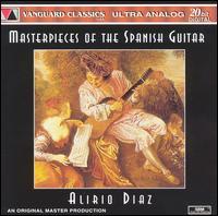 Masterpieces of the Spanish Guitar - Alirio Diaz (guitar)