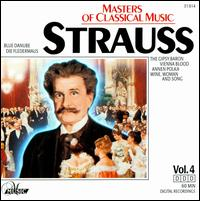 Masters of Classical Music Strauss -