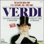 Masters of Classical Music, Vol. 10: Verdi