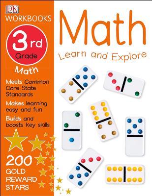 Math, 3rd Grade - DK