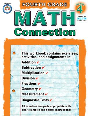 Math Connection(tm), Grade 4 - Rainbow Bridge Publishing (Compiled by)