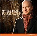 Mathieu Lussier: Passages