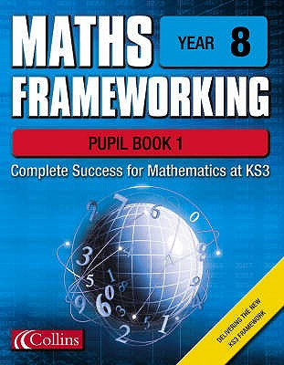 Maths Frameworking: Year 8 - Gordon, Keith, and Speed, Brian, and Evans, Kevin