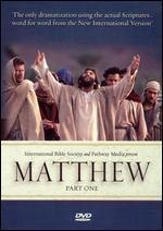 Matthew, Part 1 [2 Discs]