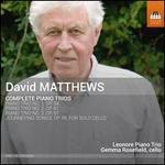 Matthews: Piano Trios