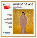 Maurice Delage: Les M?lodies